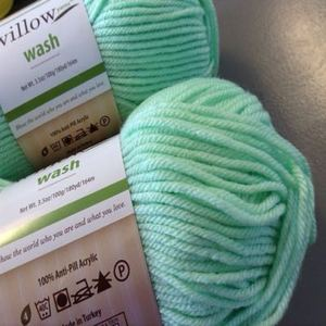 Willow Wash/ Minty